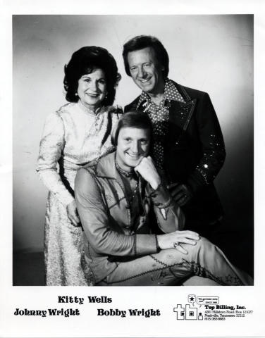 Kitty Wells Promo Print
