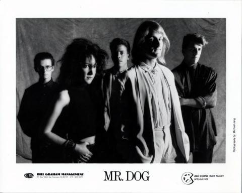 Mr. Dog Promo Print