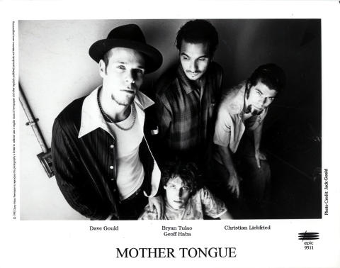 Mother Tongue Promo Print