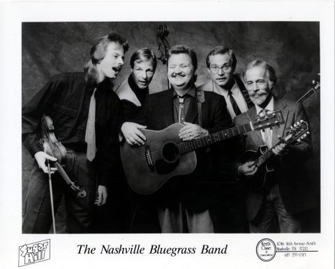 The Nashville Bluegrass Band Promo Print