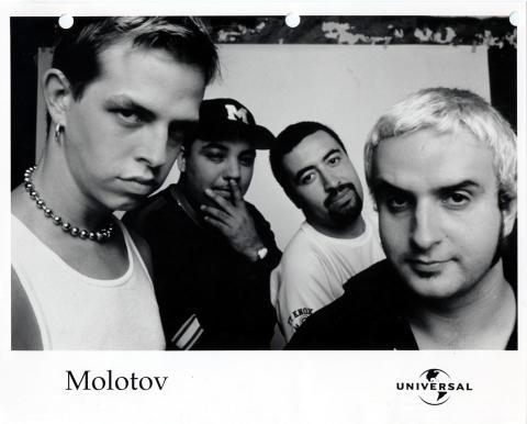 Molotov Promo Print