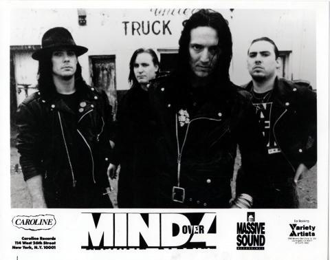 Mind Over 4 Promo Print