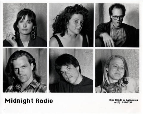 Midnight Radio Promo Print