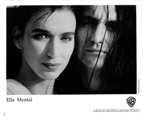 Ella Mental Promo Print