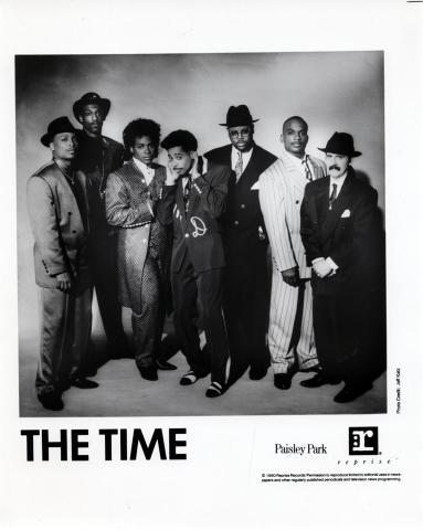 The Time Promo Print