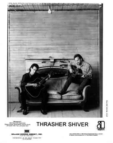Thrasher Shiver Promo Print