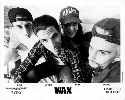 Wax Promo Print