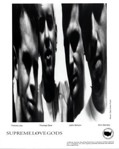 Supreme Love Gods Promo Print