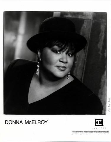 Donna McElroy Promo Print