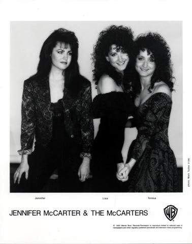 The McCarters Promo Print