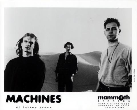 Machines Of Loving Grace Promo Print