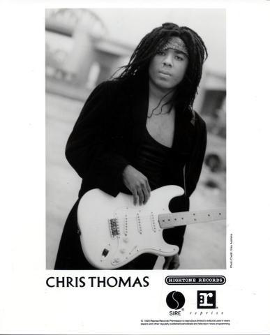 Chris Thomas Promo Print