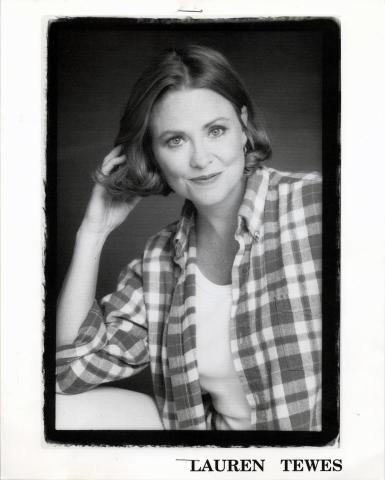 Lauren Tewes Promo Print