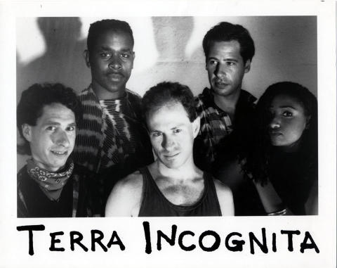 Terra Incognita Promo Print