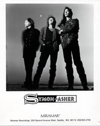 Symon-Asher Promo Print