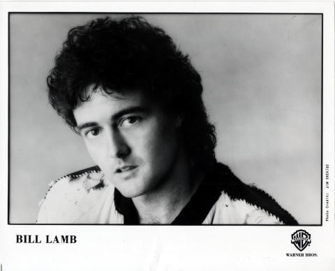 Bill Lamb Promo Print