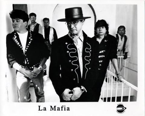 La Mafia Promo Print