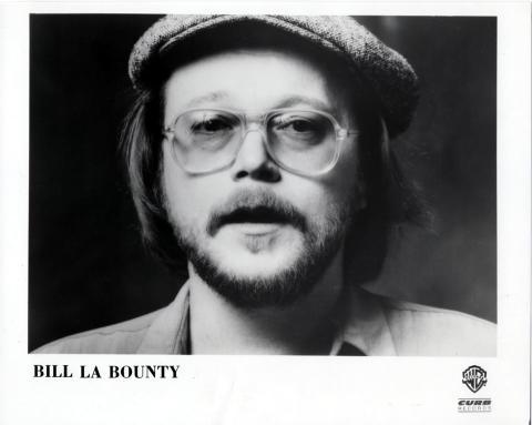 Bill La Bounty Promo Print