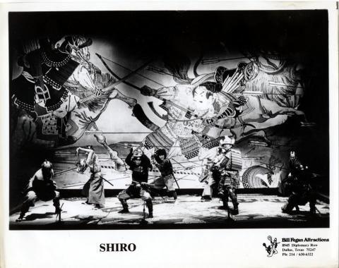 Shiro Promo Print