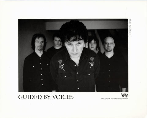Guided By Voices Promo Print