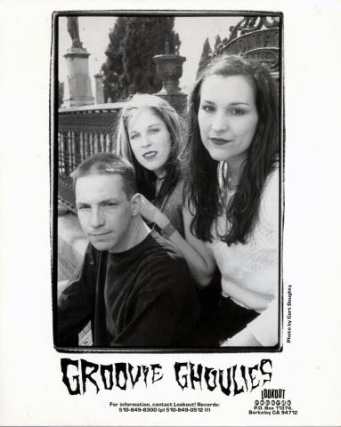 Groovie Ghoulies Promo Print