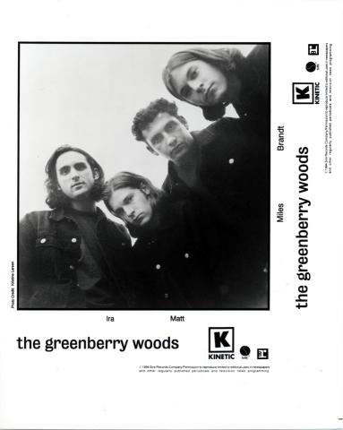 Greenberry Woods Promo Print