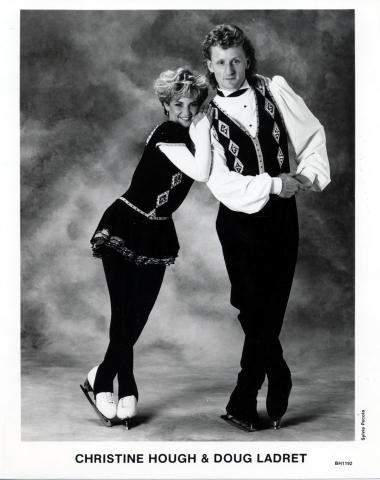 Christine Hough & Doug Ladret Promo Print