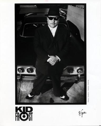 Kid Frost Promo Print