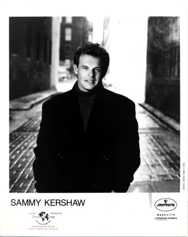Sammy Kershaw Promo Print