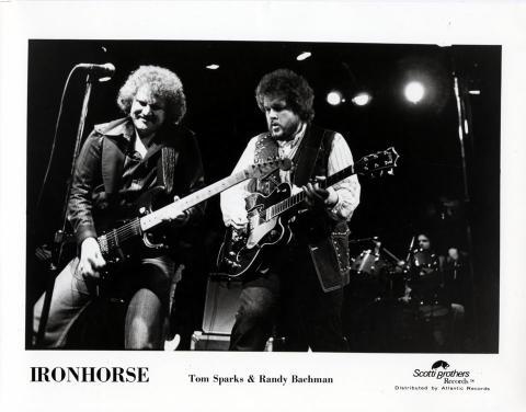 Ironhorse Promo Print
