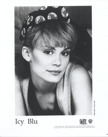 Icy Blu Promo Print