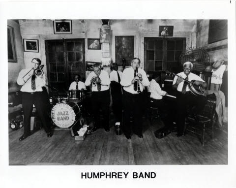 Humphrey Band Promo Print