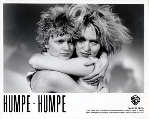 Humpe-Humpe Promo Print