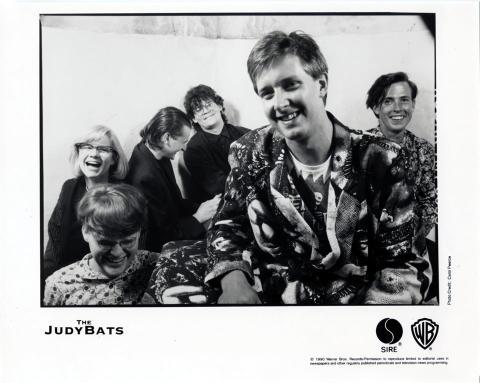 The Judy Bat Promo Print