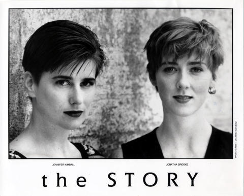 The Story Promo Print