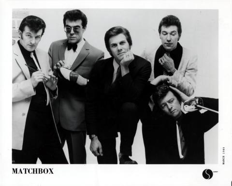 Matchbox Promo Print