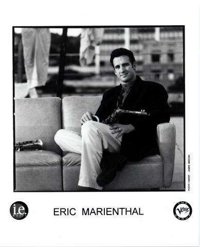 Eric Marienthal Promo Print