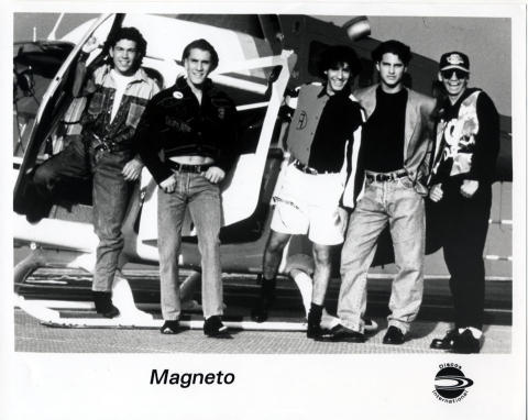 Magneto Promo Print