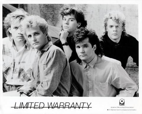 Limited Warranty Promo Print