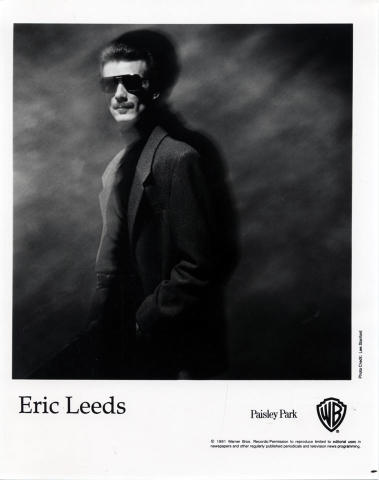 Eric Leeds Promo Print
