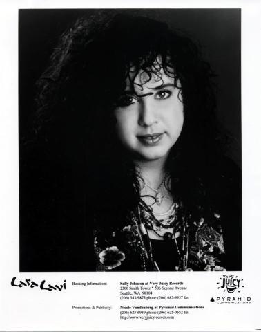 Lara Lavi Promo Print