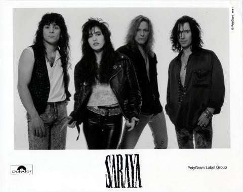 Saraya Promo Print
