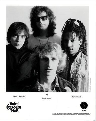 Royal Crescent Mob Promo Print