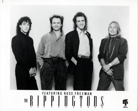 The Rippingtons Promo Print