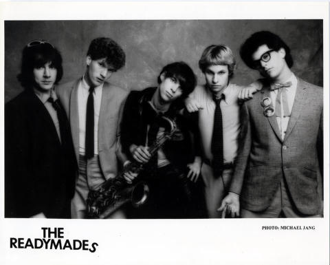 The Readymades Promo Print