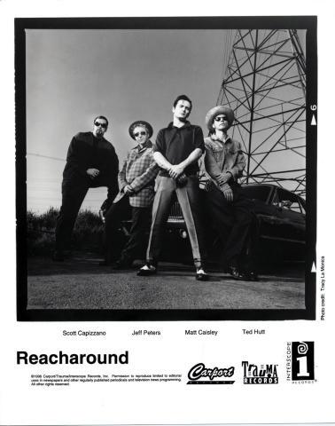 Reacharound Promo Print