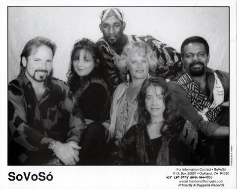 SoVoSo Promo Print
