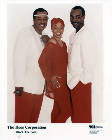 The Hues Corporation Promo Print