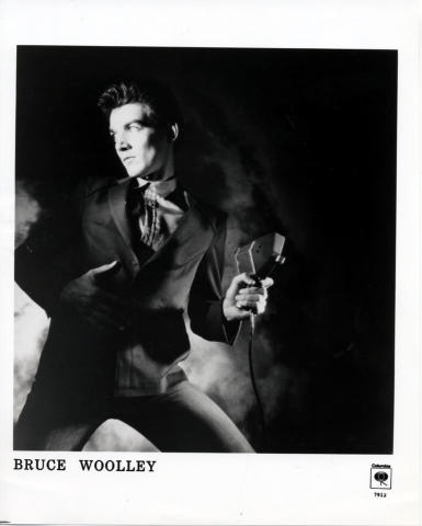 Bruce Wooley Promo Print