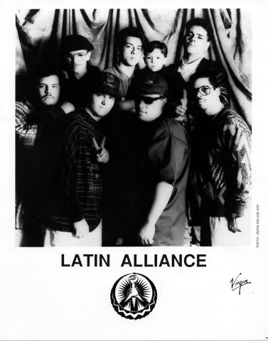 Latin Alliance Promo Print